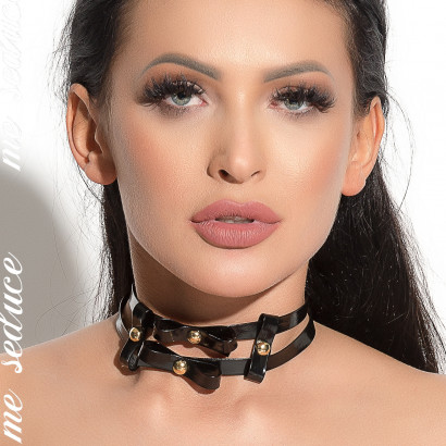 Me Seduce Choker 03 Black
