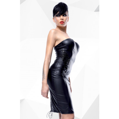 Demoniq Ellen Dress Black