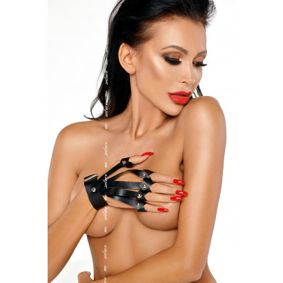 Me Seduce Glove 01 Black