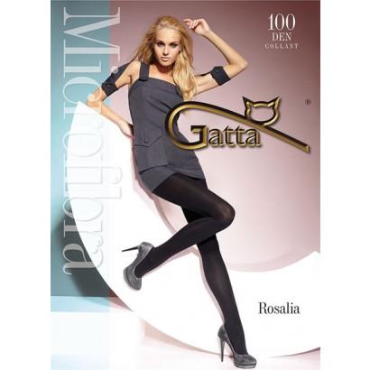 Gatta Rosalia 100 - Pančuchové nohavice Nero
