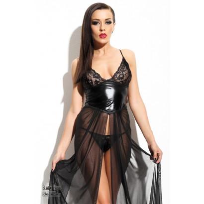 Demoniq Anastasia Dámsky erotický set Čierna