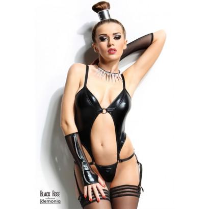 Demoniq Nadine Dámsky erotický set Čierna