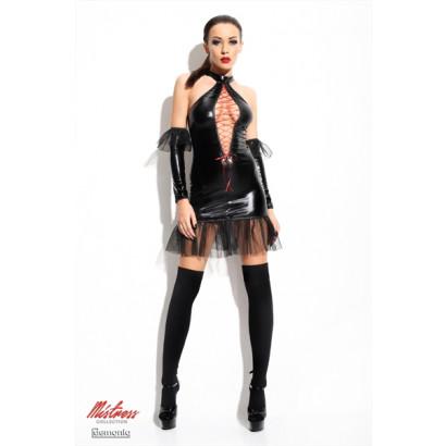 Demoniq Martha Premium Dámsky erotický set Čierna