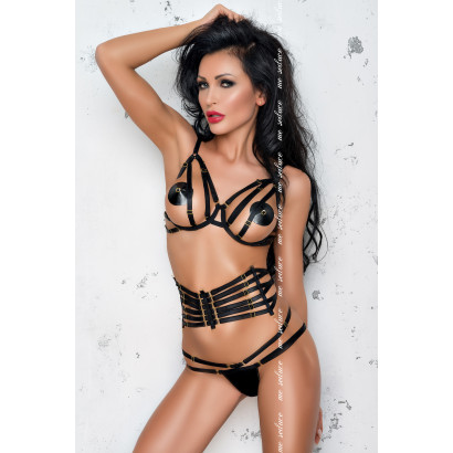 Me Seduce Loretta Black Set