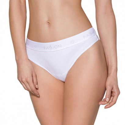 Passion PS005 Panties White