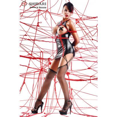 Demoniq Yuriko Shibari Pack Erotický set Čierna