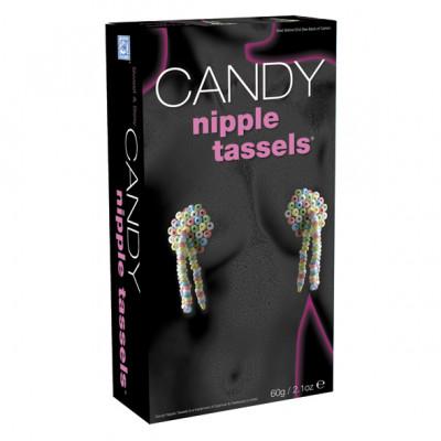 Candy Nipple Tassels - Sensational Edible Candies Nipple