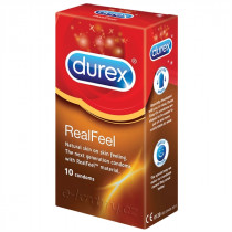 Durex Real Feel 10 pack