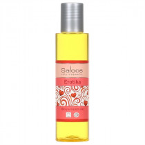 Saloos Erotika - Bio Body and Massage Oil 125ml
