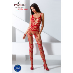 Passion Bodystocking BS058 Red