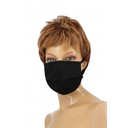 Passion Face Mask Cotton Cover 26 Black
