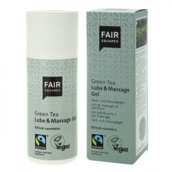 Fair Squared Lube & Massage Gel Green Tea 150ml