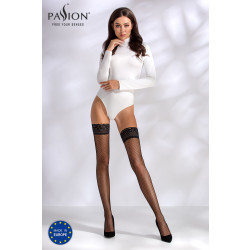Passion ST018 Stockings Nero