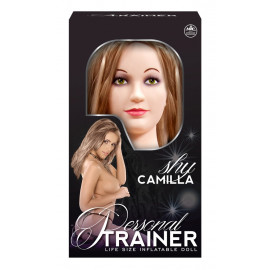NMC Shy Camilla Personal Trainer Life Size Inflatable Doll