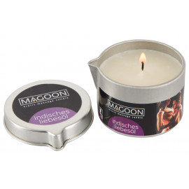 Magoon Erotic Massage Candle Indian Oil 50ml