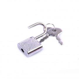 Kiotos Padlocks with Keys 5 pack
