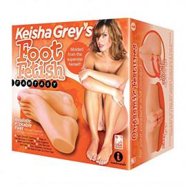 Icon Brands Keisha Grey's Foot Fetish Fantasy