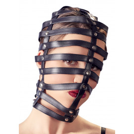 Bad Kitty Head Mask Cage