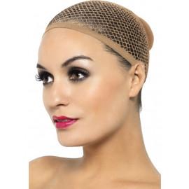 Fever Nude Mesh Wig Cap 25669 - Grid Under a Wig Body