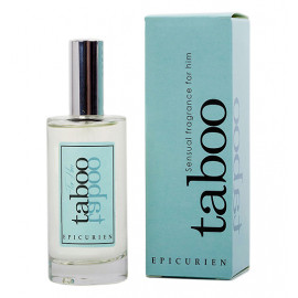 RUF Taboo Epicurien Sensual Fragrance for Him 50ml