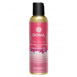 Dona Massage Oil Blushing Berry 110ml