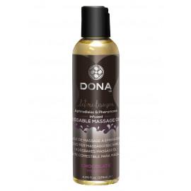 Dona Kissable Massage Oil Choco 110ml