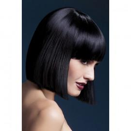 Fever Lola Wig 42489 - Black Wig