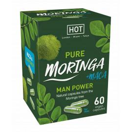 HOT BIO Moringa Man Power Caps 60tbl