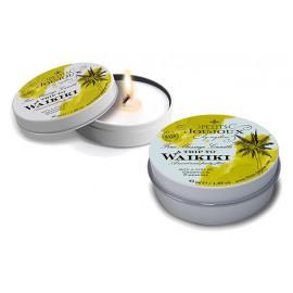 Petits JouJoux Massage Candle A trip to Waikiki Coconut & Pineapple 43ml