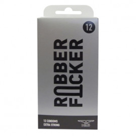 Mister B RubberFucker Condoms 12 pack