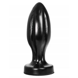 All Black AB87 Anal Plug 21cm
