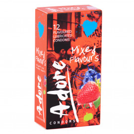 Adore Flavours 12 pack