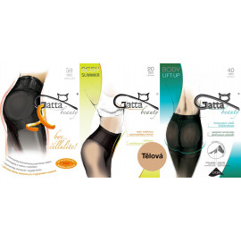 Gatta Promo Package of Slimming Stockings Body 3 pack