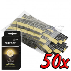 Billy Boy Dotted 50 pack