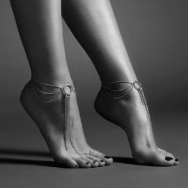 Bijoux Indiscrets Magnifique Feet Chain 0279 Silver