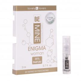 Lovely Lovers BeMine Enigma Pheromone Parfum Woman 2ml