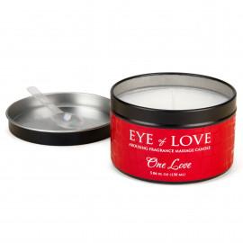 Eye of Love Pheromone Massage Candle for Women-One Love 150ml