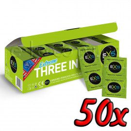 EXS Extreme 3in1 50 pack