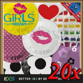 EXS Girls Mix 20 pack