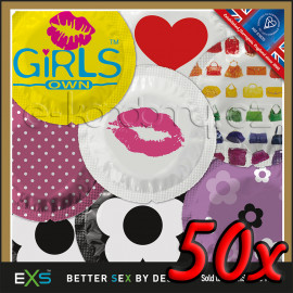EXS Girls Mix 50 pack