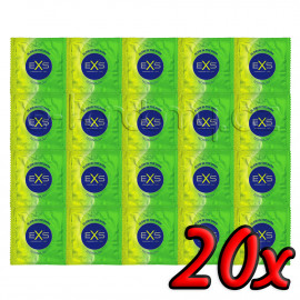 EXS Glow in the Dark 20 pack