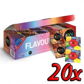 EXS Strawberry Sundae 20 pack