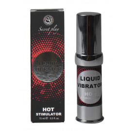 Secret Play Liquid Vibrator Hot Stimulator 15ml