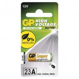 Battery Alkaline GP 23AF (MN21) 1 pc