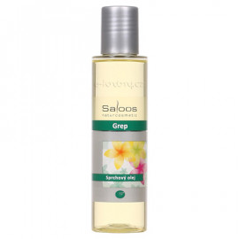 Saloos Shower Oil - Grapefruit125ml