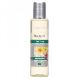 Saloos Shower Oil - Tea Tree 125ml