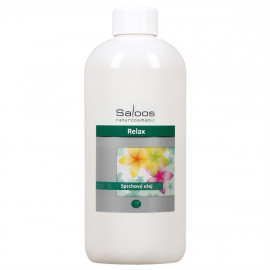Saloos Shower Oil - Relax 250ml