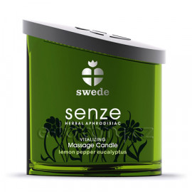 Swede Senze Vitalizing Massage Candle 150ml