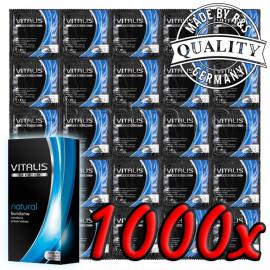 Vitalis Premium Natural 1000 pack