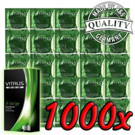 Vitalis Premium X-large 1000 pack